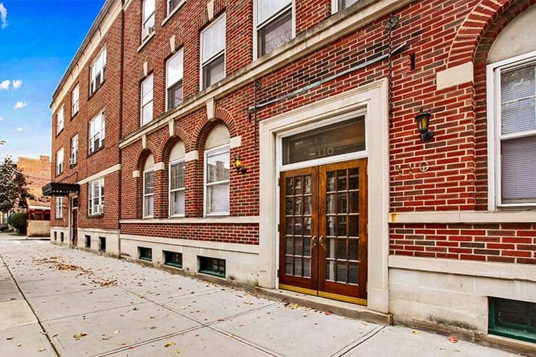 Edison Apartments External