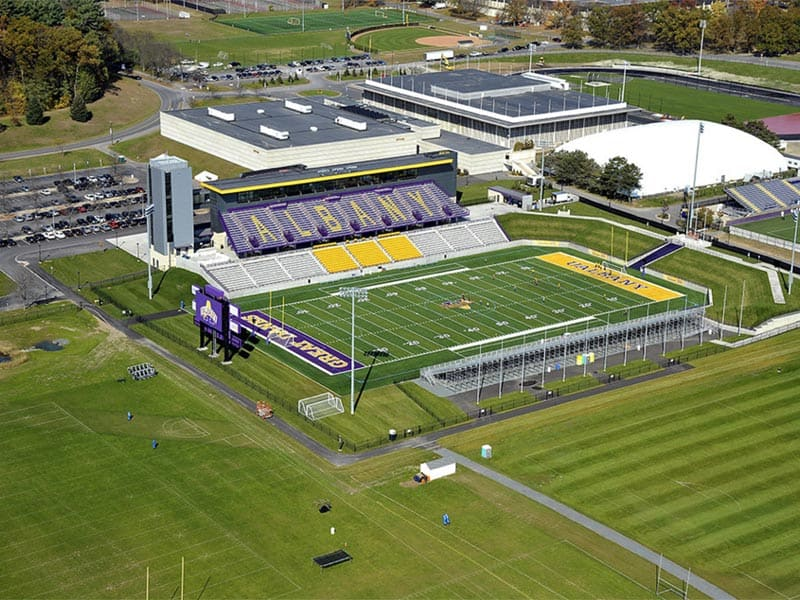 UAlbany Great Danes stadium
